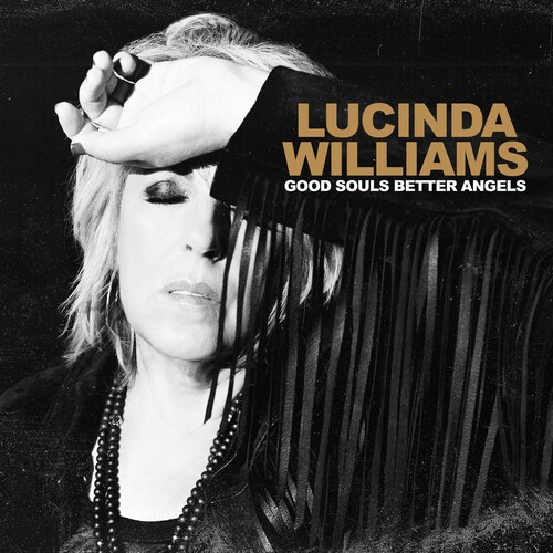 Lucinda Williams - Good Souls Better Angels [Indie Exclusive Limited Edition Natural LP]