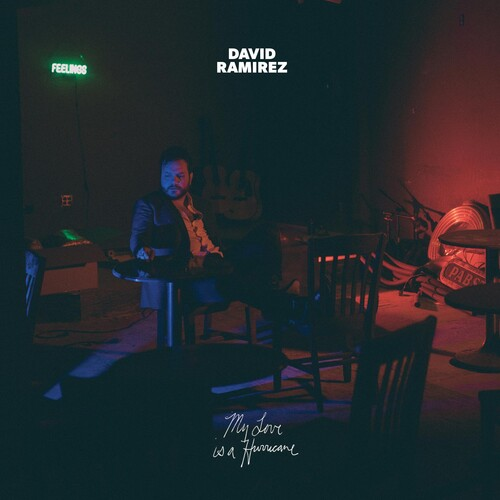 David Ramirez - My Love Is A Hurricane [LP]