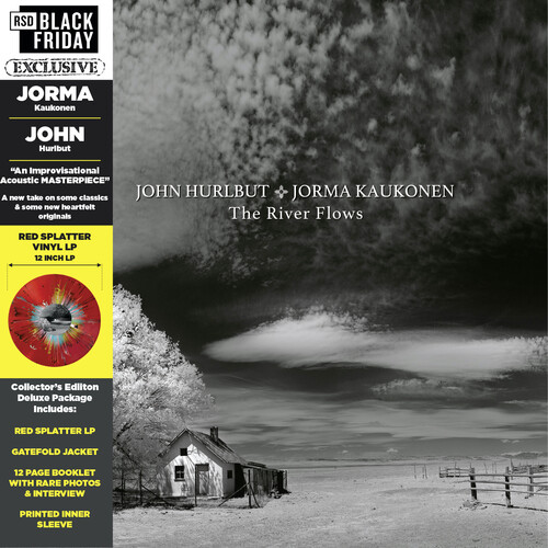 Jorma Kaukonen & John Hurlbut - The River Flows [RSD BF 2020]