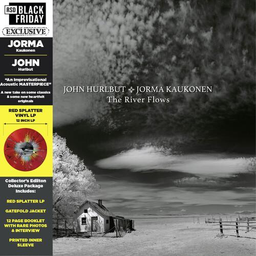 Jorma Kaukonen & John Hurlbut - The River Flows [RSD BF 2020]