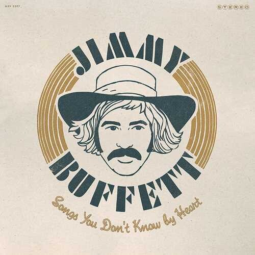 Jimmy Buffet - Songs You Don't Know By Heart (Blue) [Colored Vinyl]