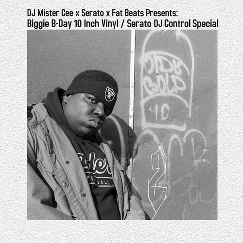 Biggie B-Day /  Serato DJ Control Control Special