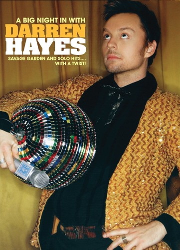 Big Night in With Darren Hayes [Import]