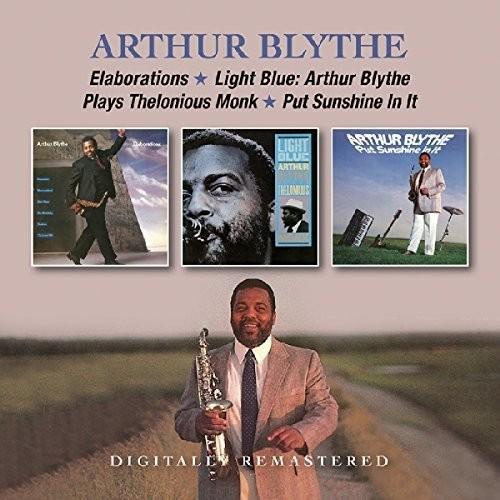 Elaborations /  Light Blue: Arthur Blythe Plays [Import]