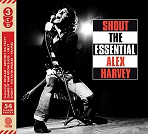 Shout: The Essential Alex Harvey [Import]