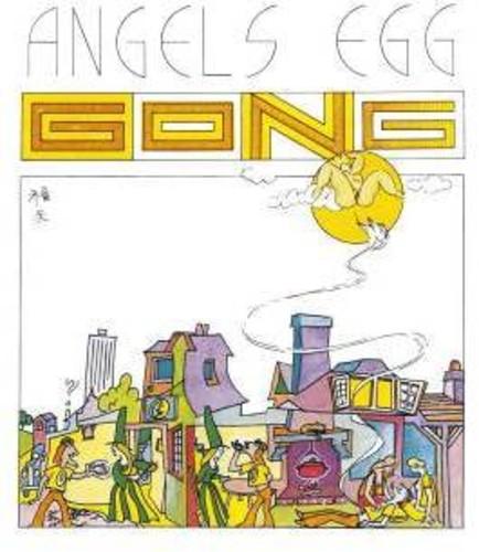 Gong - Angels Egg [Clear Vinyl] [180 Gram] (Uk)