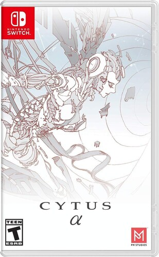 - Cytus Alpha for Nintendo Switch