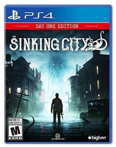 - The Sinking City for PlayStation 4
