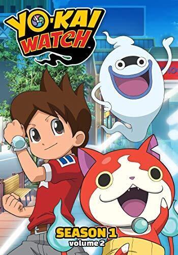 Yo Kai Watch: Season 1, Vol. 2