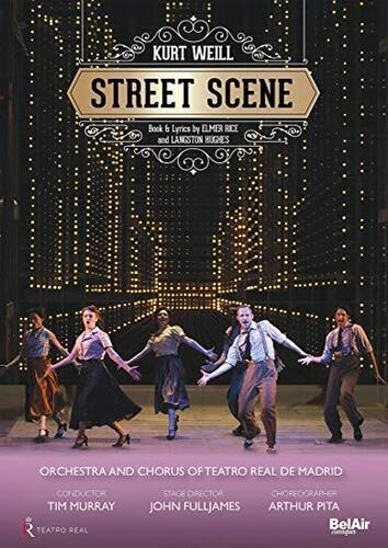 Kurt Weill's Street Scene