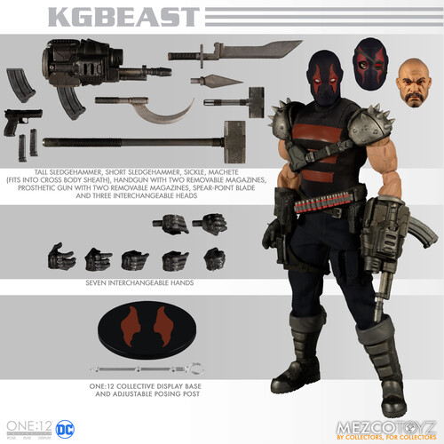 ONE:12 COLLECTIVE KGBEAST