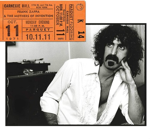 Frank Zappa - Carnegie Hall [3 CD]