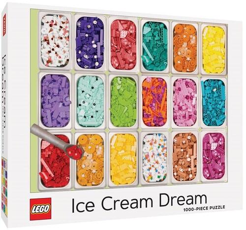 - LEGO Ice Cream Dream Puzzle