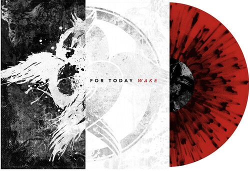 For Today - Wake (Red/Black Splatter Vinyl) [Limited Edition]