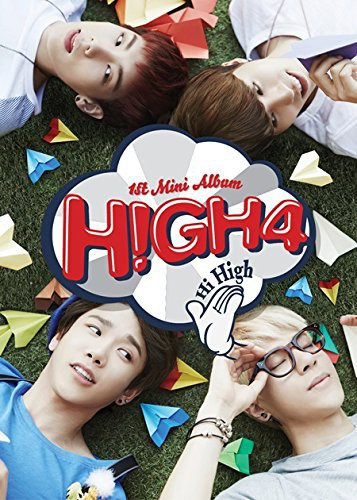 Hi High (1st Mini Album) [Import]