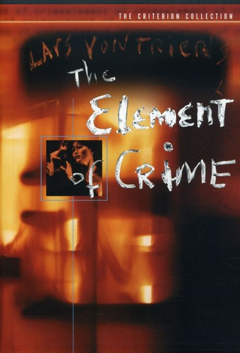 Criterion Collection: Element Of Crime