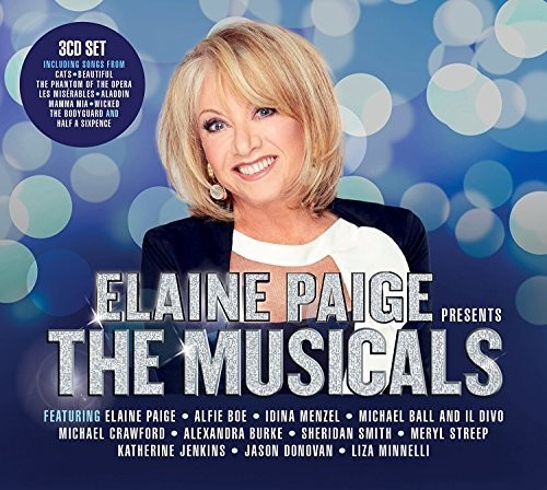 Elaine Paige Presents The Musicals /  Various [Import]