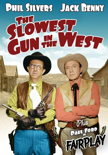 The Slowest Gun In The West
