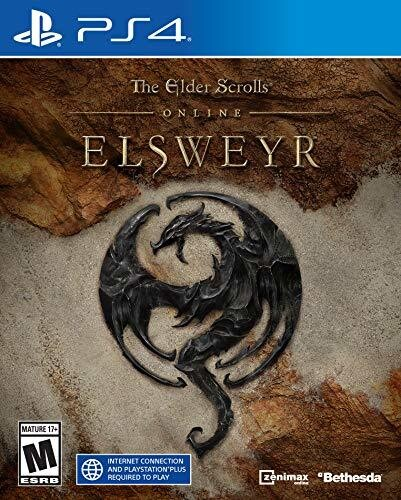 Ps4 the Elder Scrolls Elsweyr - The Elder Scrolls Online: Elsweyr for PlayStation 4
