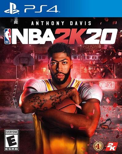 Ps4 NBA 2K20 - NBA 2K20 for PlayStation 4