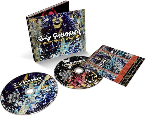 Rory Gallagher - Check Shirt Wizard - Live In 77