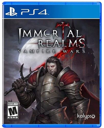 - Immortal Realms for PlayStation 4