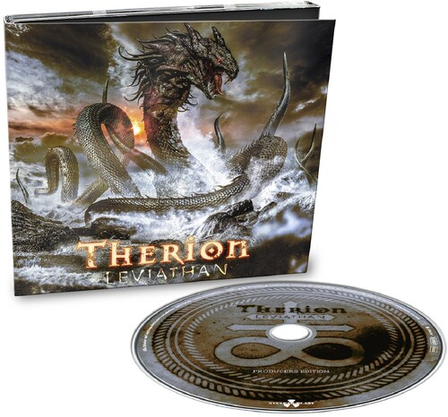 Therion - Leviathan [Digipak]