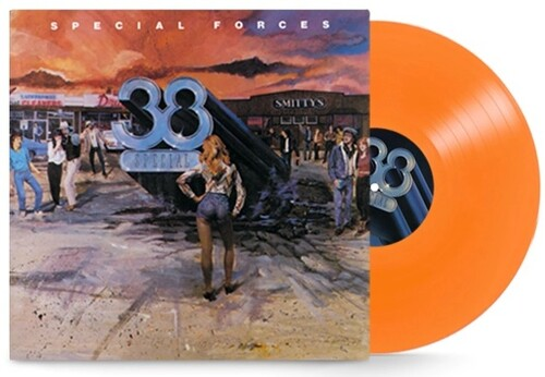38 Special - Special Forces [Colored Vinyl] (Org) (Uk)