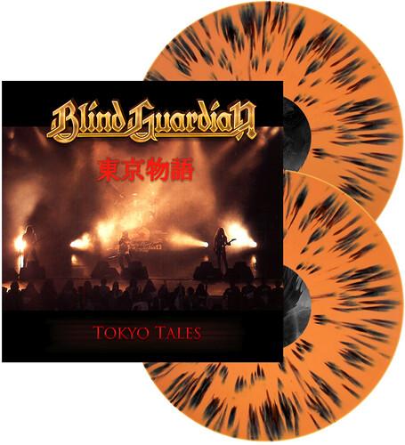 Blind Guardian - Tokyo Tales (Orange W/Black Splatter Vinyl) (Blk)