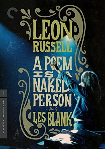 Leon Russell: A Poem Is a Naked Person (Criterion Collection)