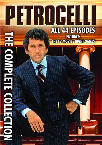 Petrocelli: The Complete Collection