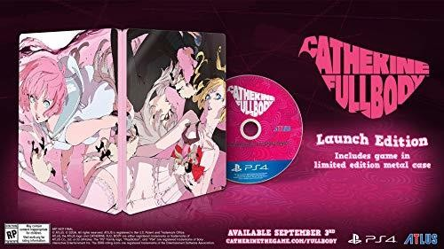 Catherine: Full Body - Day One Edition for PlayStation 4