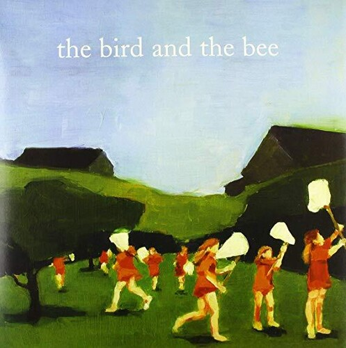 The Bird And The Bee - the bird and the bee [Limited Edition Clearwater Blue LP]