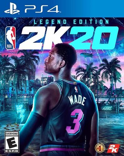NBA 2K20 Legend Edition for PlayStation 4