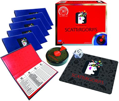 - Scattergories 30th Anniversary Edition