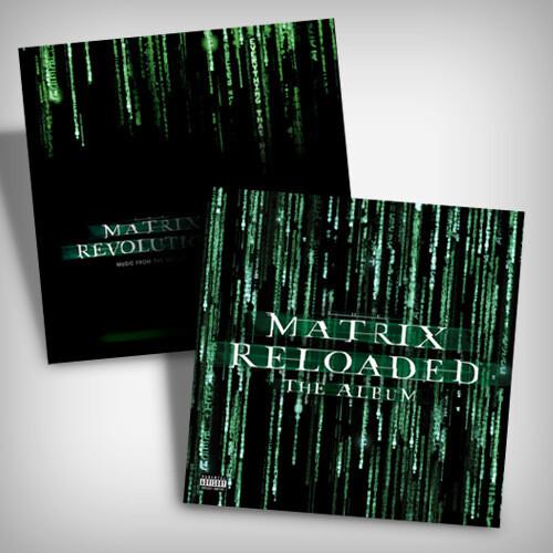 Matrix Vinyl Bundle (Various Artists)