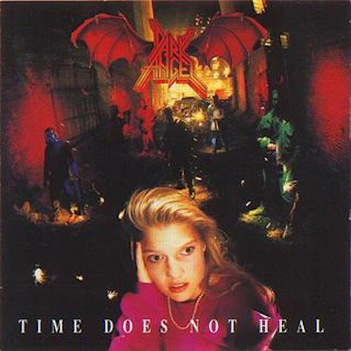 Dark Angel - Time Does Not Heal [Indie Exclusive Limited Edition Red/Yellow 2LP]