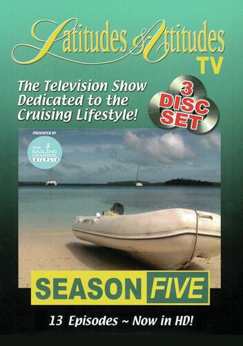 Latitudes And Attitudes: Season 5