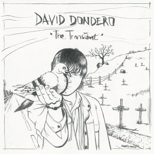 David Dondero - The Transient (Two-tone Black & White Vinyl)