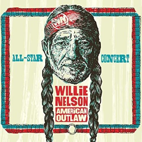 Willie Nelson American Outlaw (Live At Bridgestone Arena 2019) (Variou s Artists)