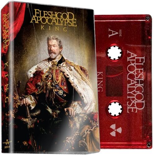Fleshgod Apocalypse - King (Red Cassette) [Limited Edition] (Red)