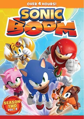 Sonic Boom Season 2 Volume 2 DVD