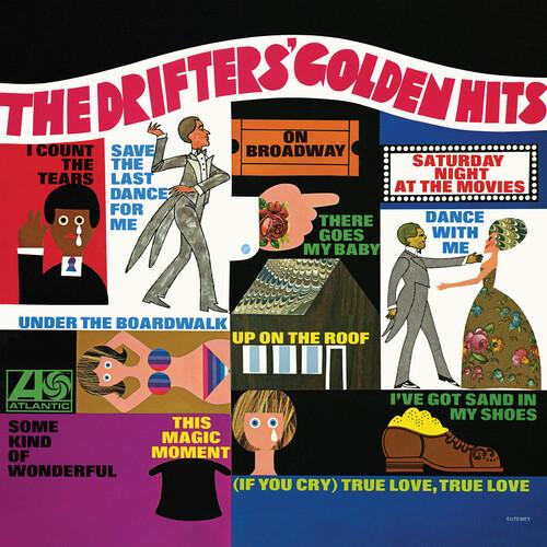 The Drifters Golden Hits