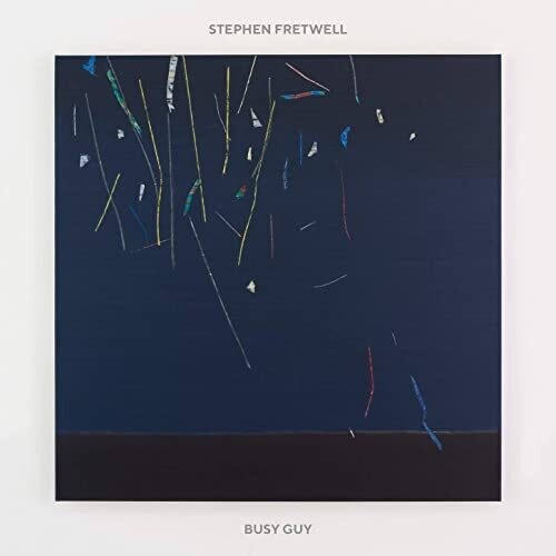 Stephen Fretwell - Busy Guy [Pink LP]