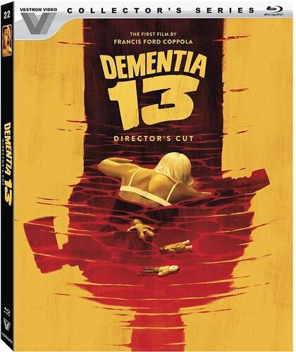 Dementia 13 (Director's Cut) (Vestron Video Collector's Series)