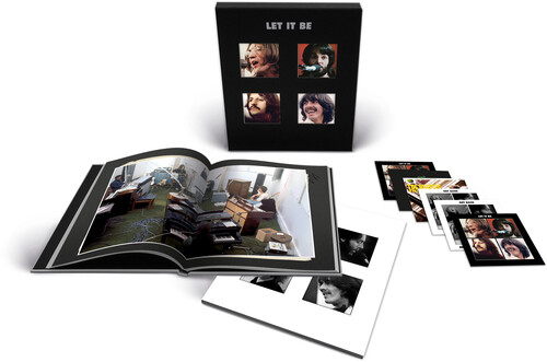 Let It Be Special Edition [Super Deluxe 5 CD/ Blu-ray Audio Box Set]