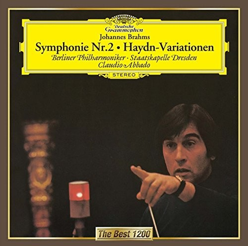 Brahms: Symphony No. 2. Haydn