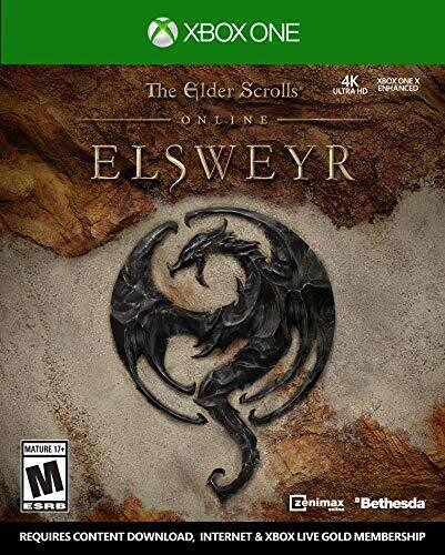 Xb1 the Elder Scrolls Elsweyr - The Elder Scrolls Online: Elsweyr for Xbox One