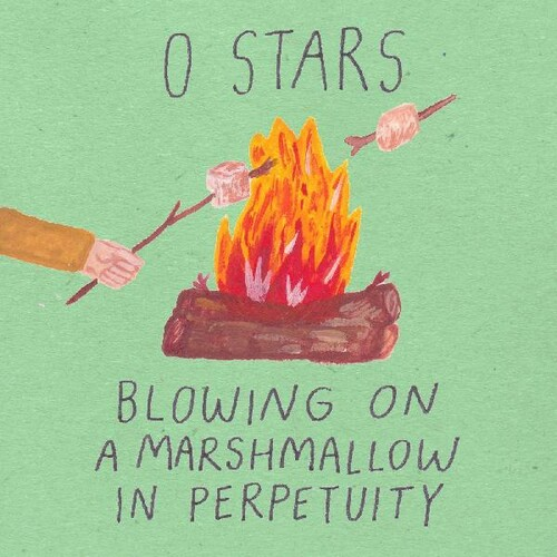 Blowing On A Marshmallow In Perpetuity