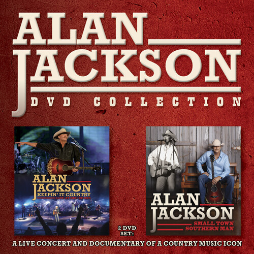 Alan Jackson Dvd Collection